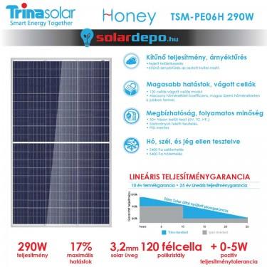 Trina Solar SplitMax PE06H 290W