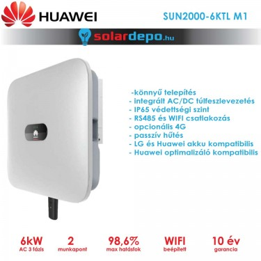 Huawei SUN2000-6KTL M1