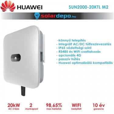 Huawei SUN2000-20KTL M2
