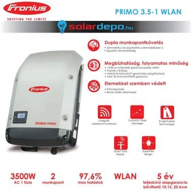 Fronius Primo 3.5-1 WLAN 2MPP