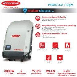 Fronius Primo 3.0-1 Light 2MPP