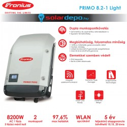 Fronius Primo 8.2-1 Light 2MPP