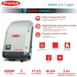 Fronius Primo 5.0-1 Light 2MPP